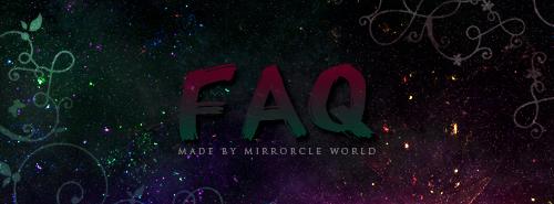 FAQ-Mirrorcle-World