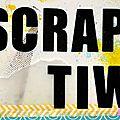 Bannière Scrap Tiwi - Novembre 2013