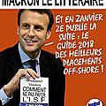 Macron n'est pas un financier, c'est aussi un guide
