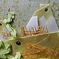 Origami cui cui
