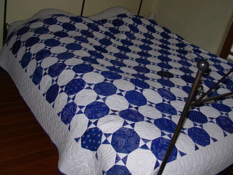 bleu hongrois,