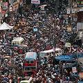 7 000 000 000 accroissement exponentiel de la population