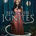 Before she ignites [fallen isles #1] de jodi meadows