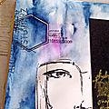 Page acrostiche par kouneli scrap