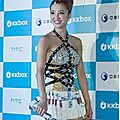 Jolin at the 8th kkbox digital music awards in taipei
