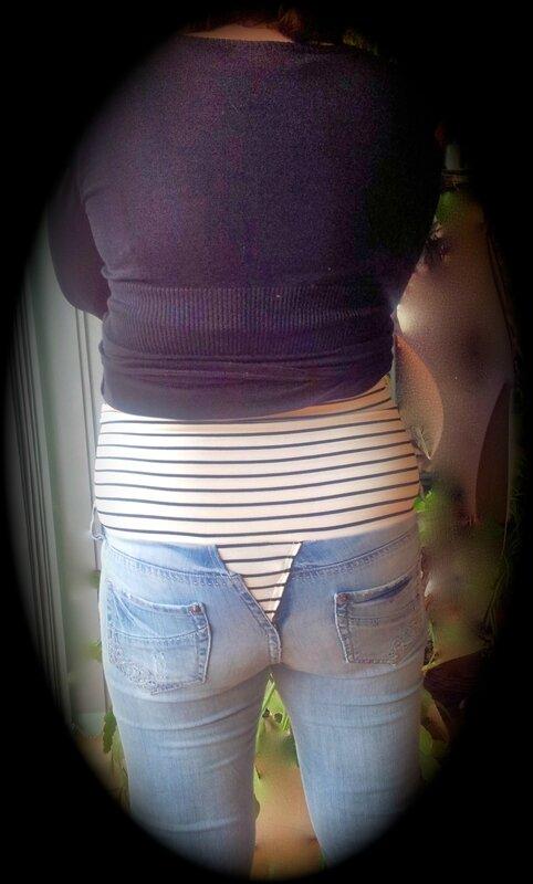 Jeans grossesse 3