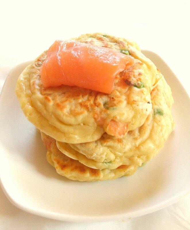 pancake salé 2