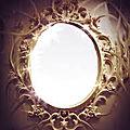 Miroir magique voyance