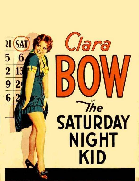 jean-1929-film-The_Saturday_Night_Kid-aff-01-1
