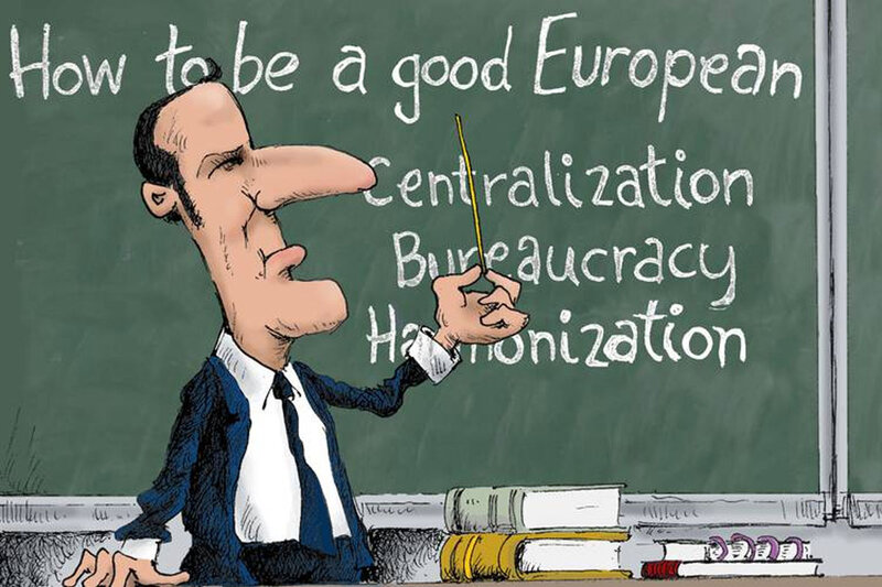 cartoon europe