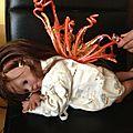 Fawn est née le 10 mars 2013 1kg600 46 cm