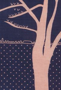 détail arbre et volcan 3