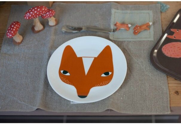 assiette-renard