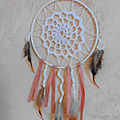 Dreamcatcher au crochet
