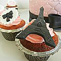 cupcakes tour eiffel prunillefee