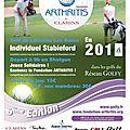 Dimanche 20 juillet 2014 - trophée arthritis