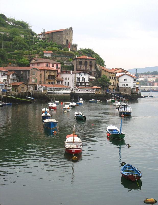 Pasaïa, le port tranquille (Espagne)