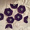 Cal frida's flowers : les premiers blocs