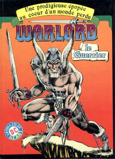 artima warlord le guerrier