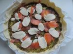 tarte pesto saumon et mozza (3)