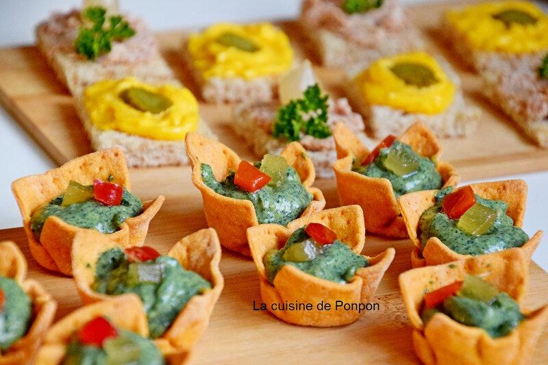 pàg au guacamole et spiruline et otast terrine et rouille (13)
