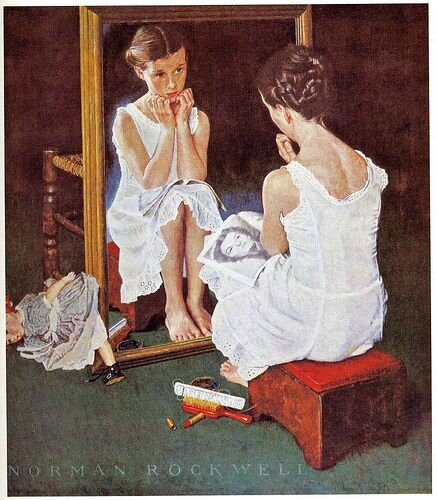 0038 Norman Rockwell