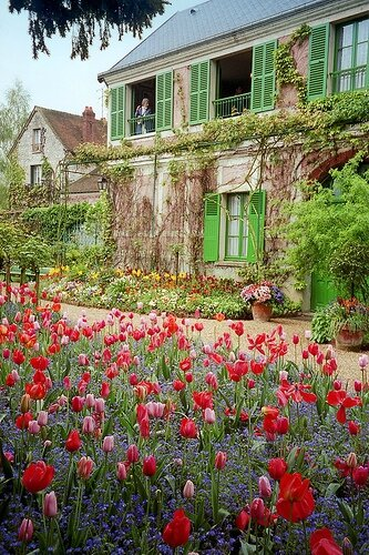 Jardin Claude Monet