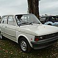FIAT 127D 1981 Créhange (1)