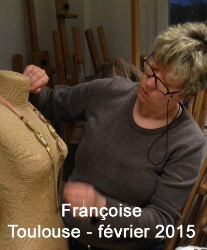Atelier fimo Toulouse Françoise 2