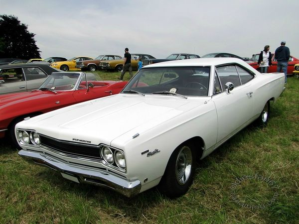 plymouth sport satellite hardtop coupe 1968 a