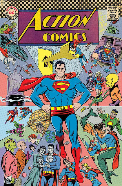 action comics 1000 michael allred
