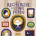 à la recherche du temps perdu Anne-Sophie TILLY et Amélie VIDELO