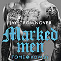Rowdy (marked men tome 5) ❉❉❉ jay crownover