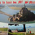 Mont St Michel 1 - la baie
