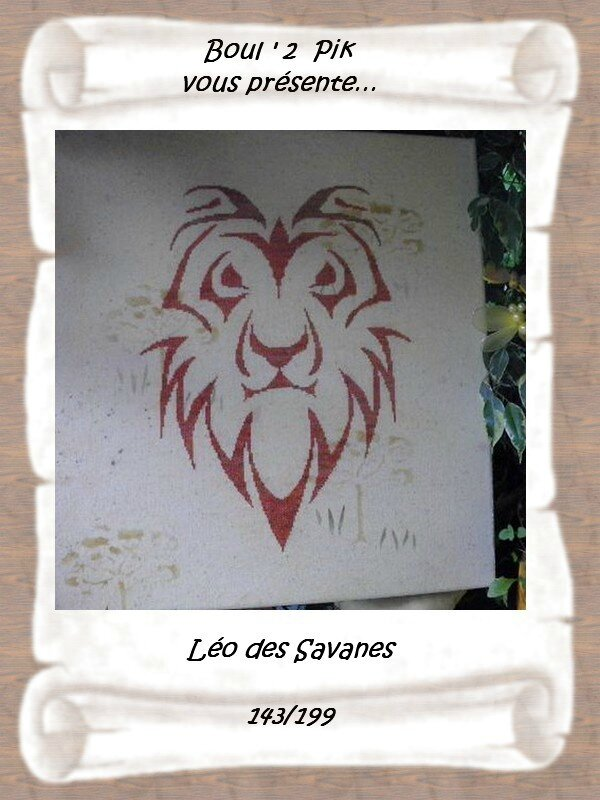 Léo des savanes