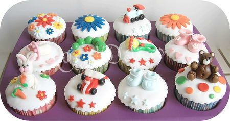 Cupcakes Maternelle