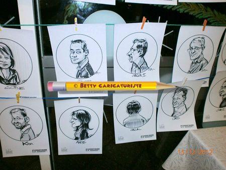 caricaturiste evenement entreprise societe