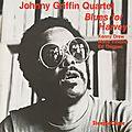 Johnny Griffin Quartet - 1973 - Blues For Harvey (SteepleChase)