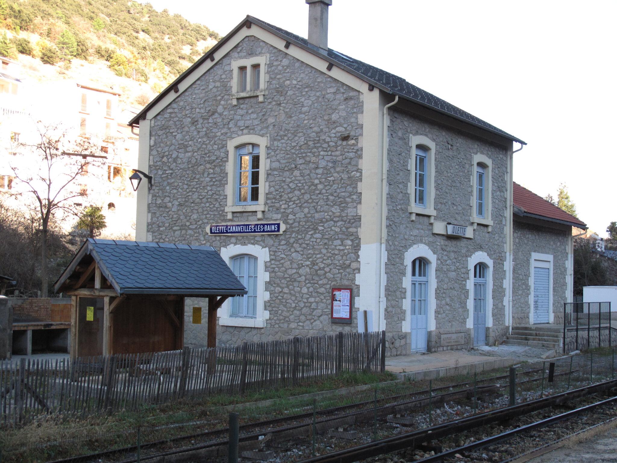 Olette - Canaveilles-les-Bains (Pyrénées-Orientales - 66)