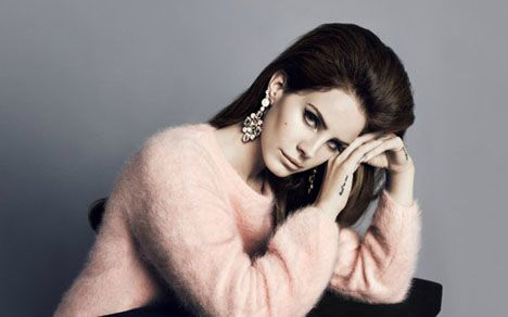 Lana Del Rey - H&M 1