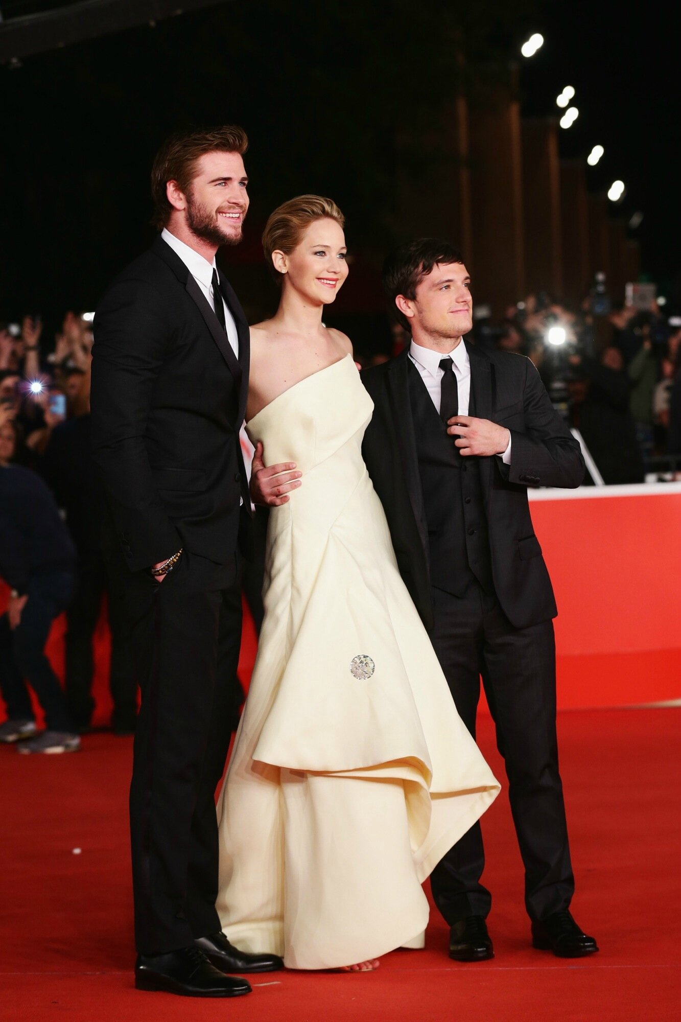 Catching Fire Premiere Rome05