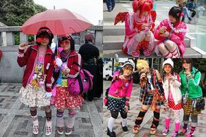Jeunes Japonaises