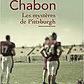 Michael chabon -