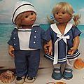 Oliver et julie à la plage...............