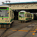 Toden 7000 (7005形 + 7002形 + ...)