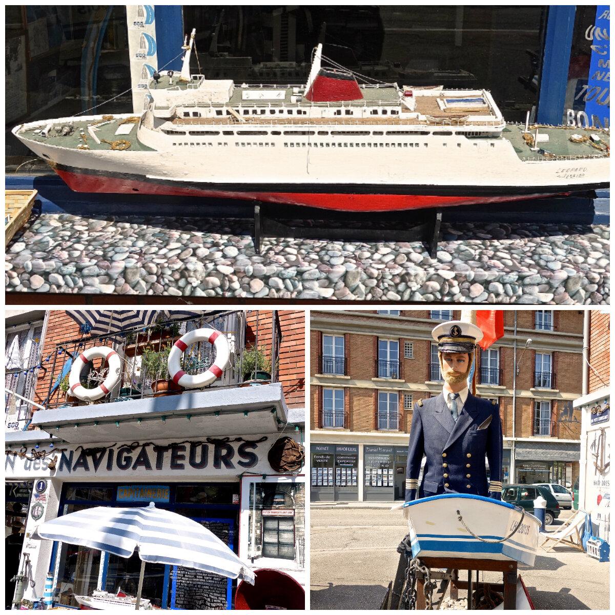 salon des navigateurs Le Havre