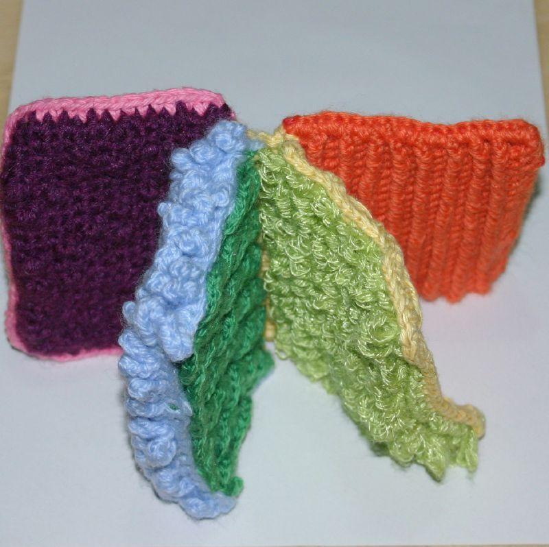The serial crocheteuses pour Mango n°15: Bébé