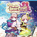 Test : atelier lydie & suelle ~the alchemists and the mysterious paintings~
