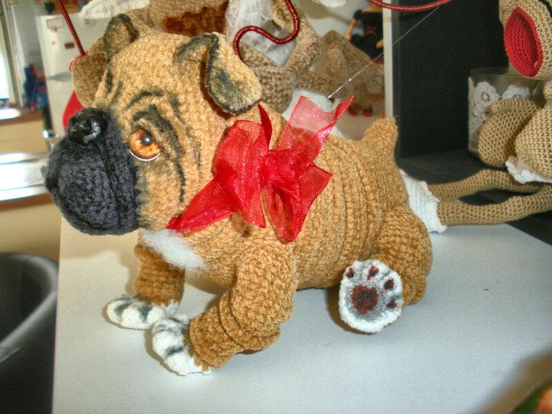 bulldog puppy tonton3