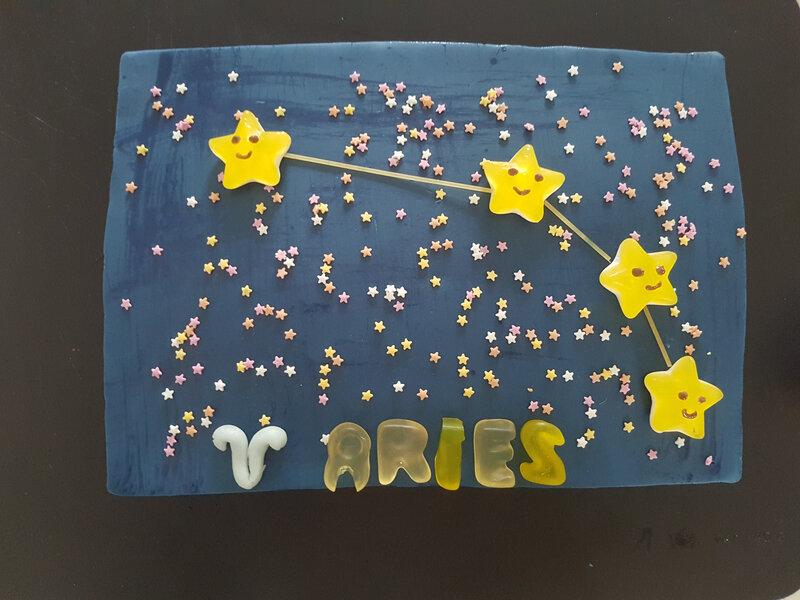 constellation Bélier Aries 27